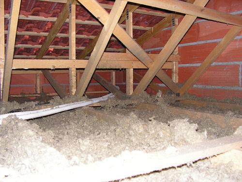 Isolation des toitures et des combles