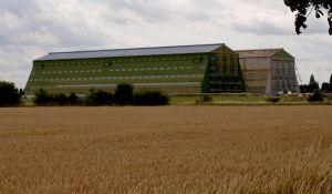 maison avec hangar